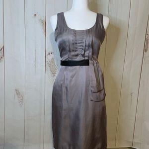 Max & Cleo Gray Dress